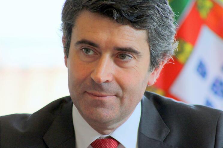 José Luís Carneiro, secretário de Estado das Comunidades