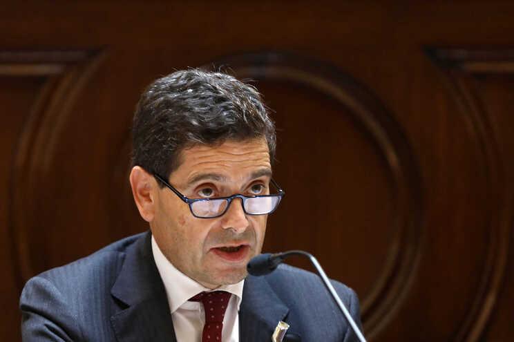 António Ramalho, presidente do Novo Banco