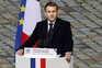 Presidente francês, Emmanuel Macron