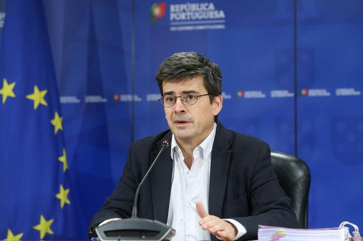 Tiago Oliveira, presidente da AGIF, estrutura coordenadora do sistema de prevenção e combate aos fogos