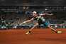 Estreante Jannik Sinner afasta consagrado David Goffin de Roland Garros