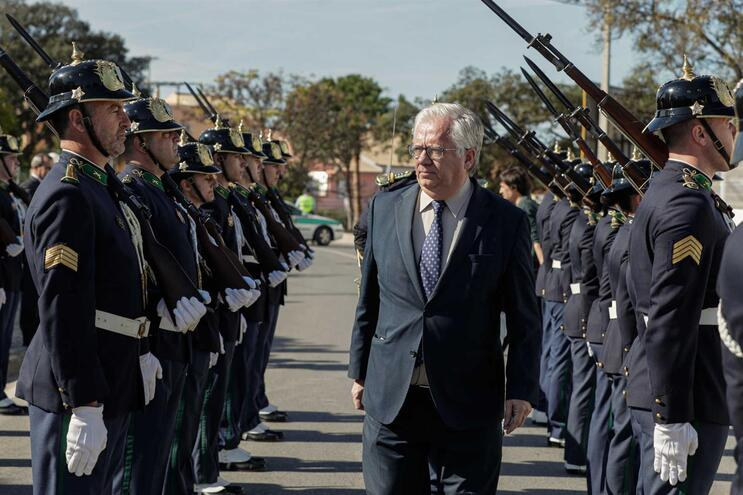 Eduardo Cabrita, ministro da Administração Interna, será um dos ouvidos na sequência do caso Marega