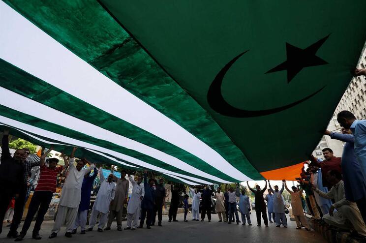 Território é reivindicado pela Índia e pelo Paquistão