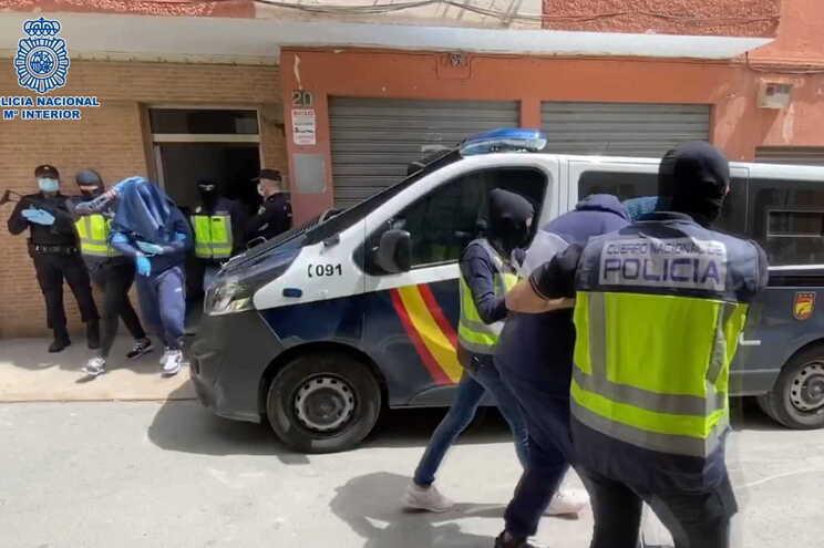 Detenção de um suspeito de pertencer ao Estado Islâmico em Espanha em abril deste ano