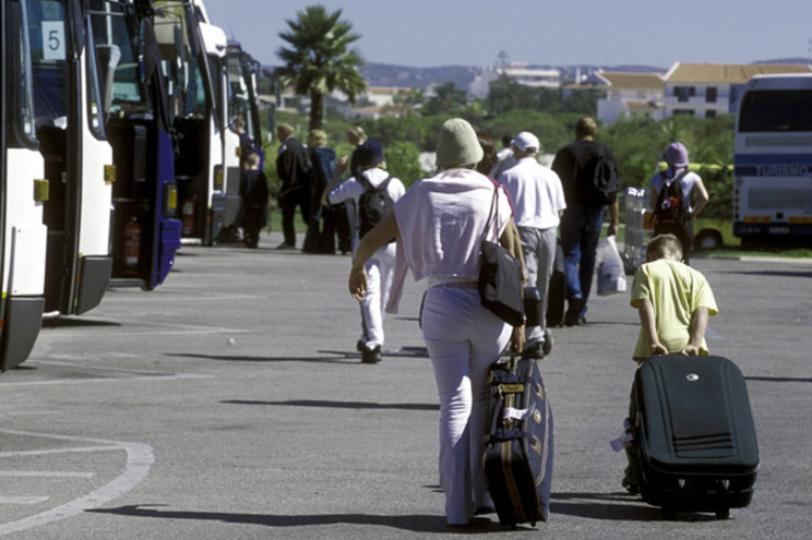 Portugal poderá perder quase 6% de visitantes britânicos em 2021