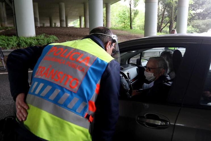 PSP vai retomar fiscalização rodoviária