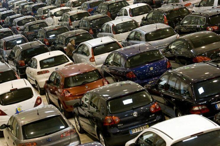 Vendas de veículos automóveis caem 3,6% de janeiro a maio