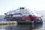 """Detetados 41 casos positivos a bordo do navio """"Roald Amundsen"""""""