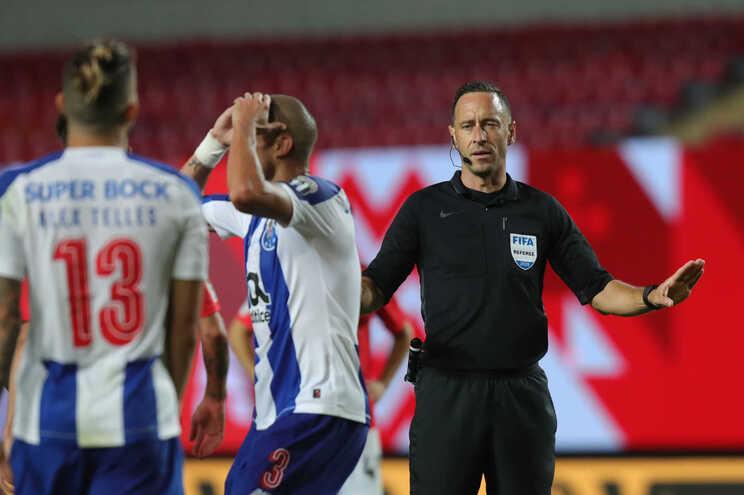 Soares Dias arbitrou a final da Taça de Portugal