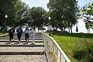 O Jardim do Morro, em Gaia, foi fechado para evitar ajuntamentos
