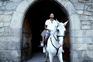 """""""Dinastia Quaresma"""" no Vitória começa com """"Harry Potter"""" a cavalo"""