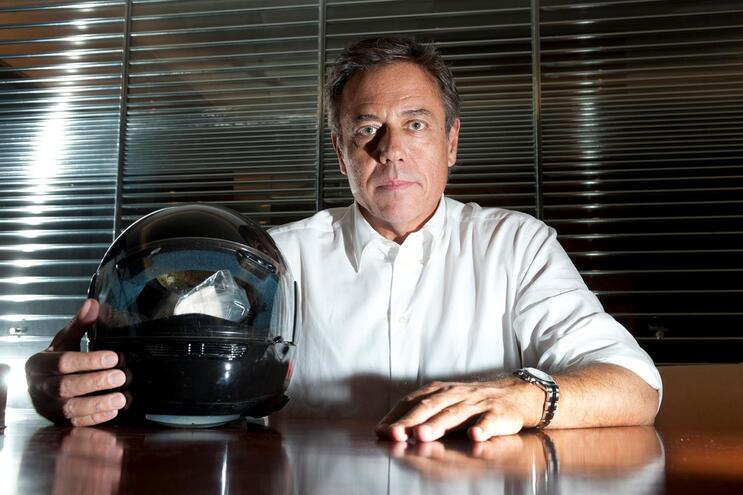 Morreu o piloto Joaquim Moutinho