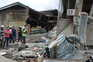 Criança morre presa em escombros de casa que desabou após sismo nas Filipinas