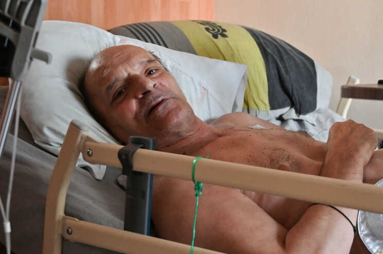 Alain Cocq, tem 57 anos