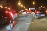 Acidente grave cortou trânsito na Segunda Circular