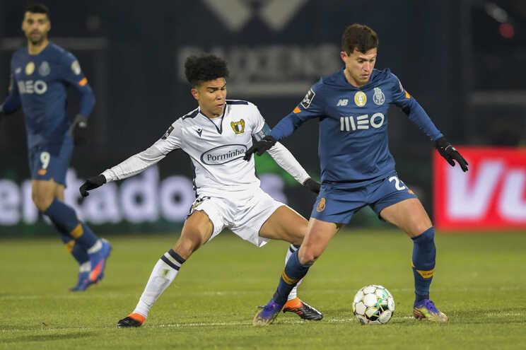 Otávio, do F. C. Porto