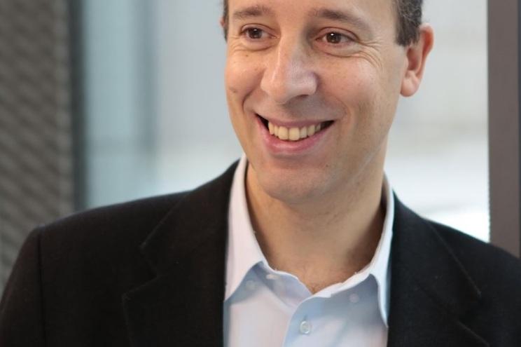 Jorge Gonçalves, investigador no Luxemburgo
