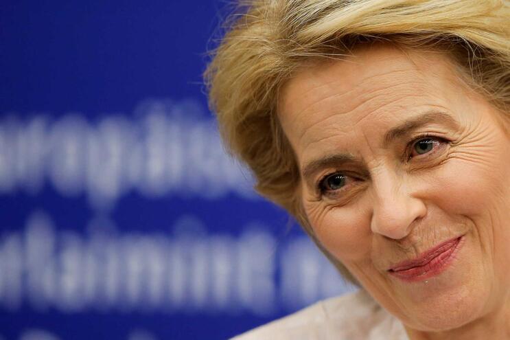Ursula von der Leyen eleita presidente da Comissão Europeia