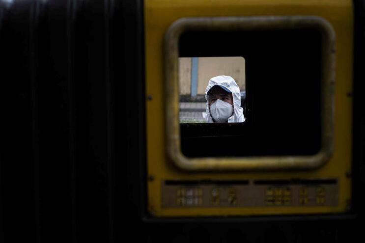 Mais de metade dos trabalhadores não estão em regime de teletrabalho