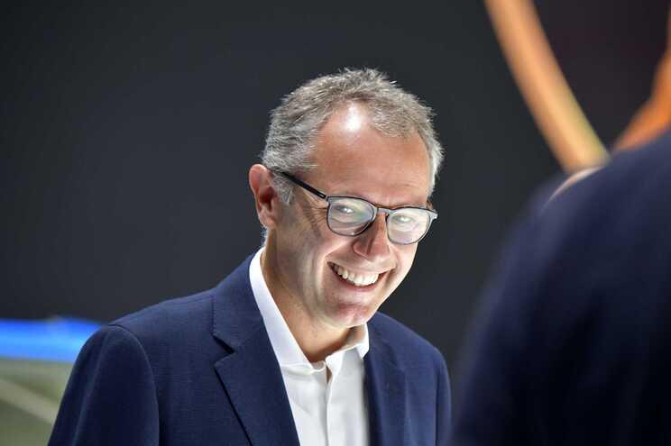 Stefano Domenicali é o novo patrão da Fórmula 1