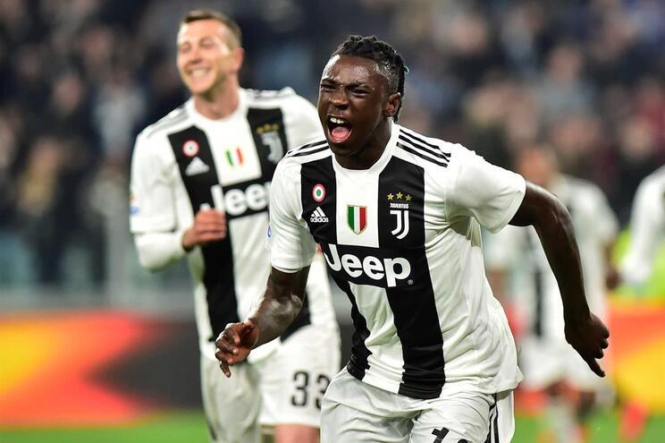 """Pai de Kean diz que  Juventus não cumpriu promessa: """"Ainda não me deu os tratores"""""""