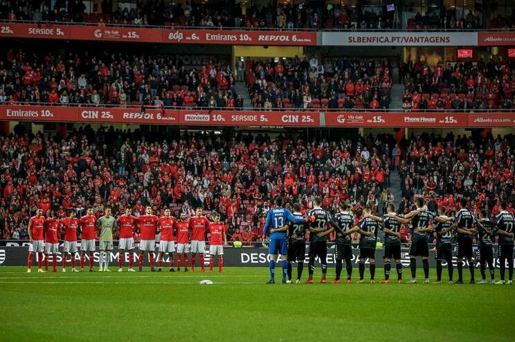 Liga propôs arquivamento do processo das claques do Benfica