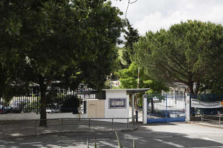 Escola EB 2,3 D. Dinis, em Leiria