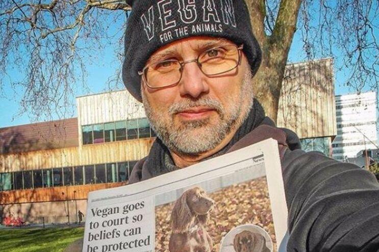 Jordi Casamitjana diz que foi despedido por ser vegan ético