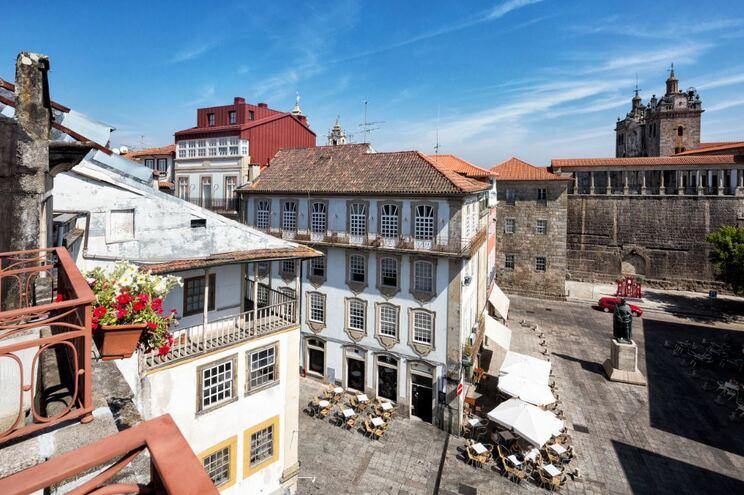 Ninguém sabe quantas pessoas vivem no Centro Histórico de Viseu
