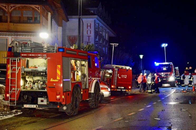 Condutor alcoolizado atropela mortalmente seis turistas alemães em Itália