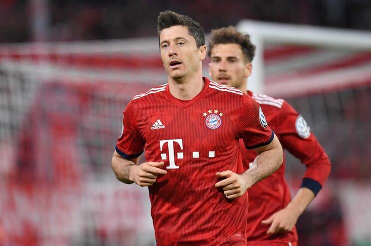 Bayern Munique assegura meias-finais da Taça alemã com dificuldade