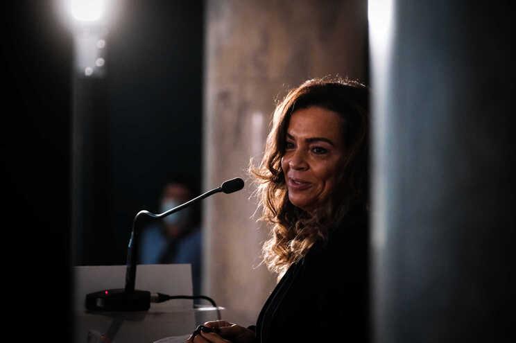 Presidente da Câmara Municipal de Matosinhos, Luísa Salgueiro