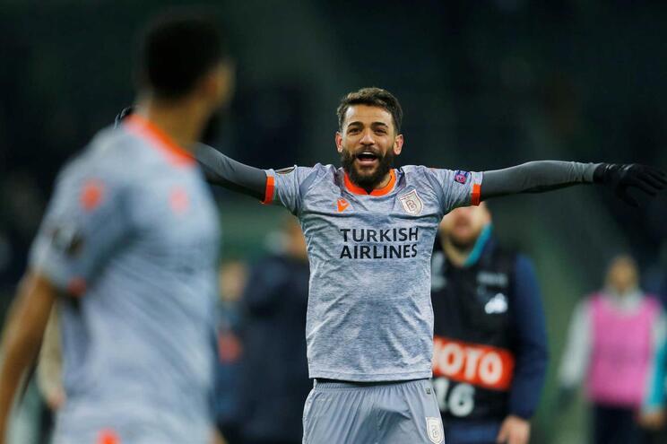 O Basaksehir é adversário do Sporting na Liga Europa