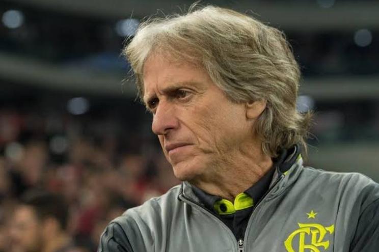Jorge Jesus enfrenta fúria dos adeptos do Flamengo