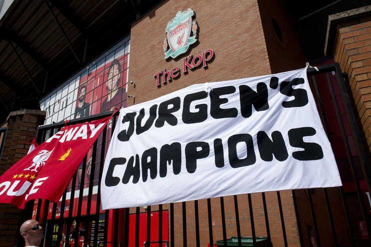 O Liverpool gastou apenas 10 milhões de euros em 2019/2020