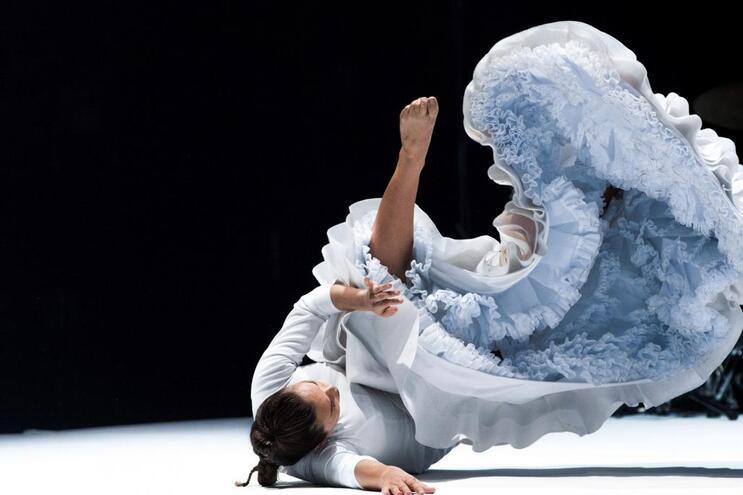 Rocío Molina, grande estrela do flamenco, atua esta semana no Porto