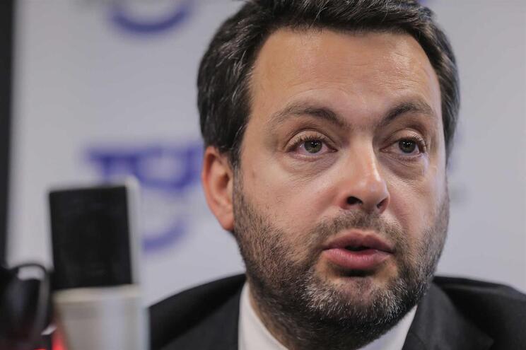 Secretário de Estado do Emprego, Miguel Cabrita