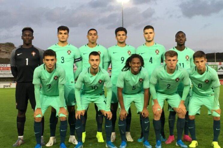 Seleção portuguesa de sub-20