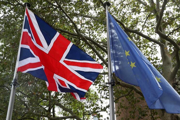 As autoridades britânicas não informaram os parceiros europeus das condenações
