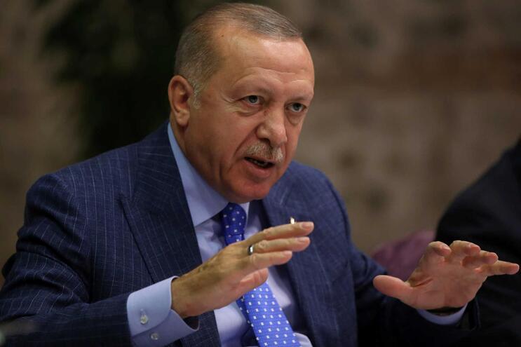 Presidente turco, Recep Tayyip Erdogan