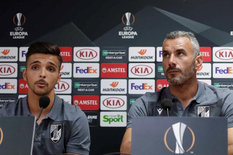 """Ivo Vieira: """"Temos uma palavra a dizer no grupo"""""""
