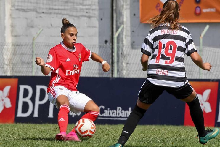 O futebol feminino tem cada vez mais seguidores em Portugal