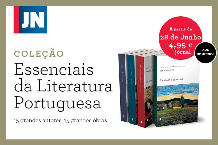 COLEÇÃOESSENCIAIS DA LITERATURA PORTUGUESA