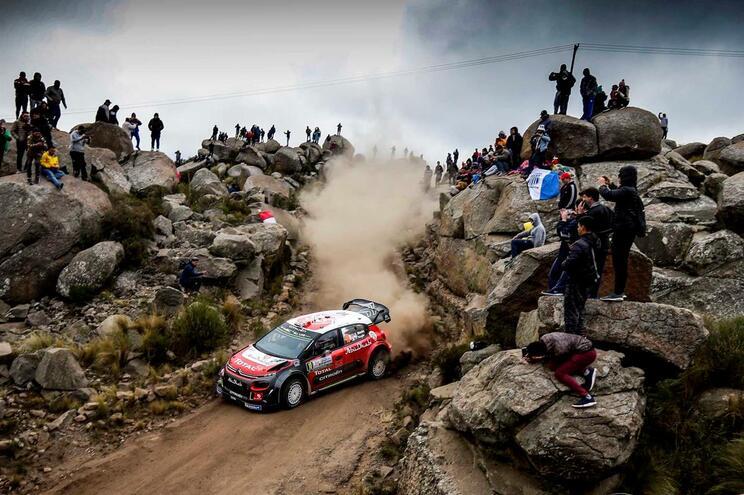O que é um shakedown? E uma powerstage? Um glossário para o Rally de Portugal