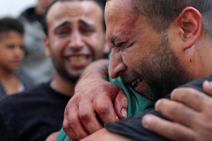 Ataques israelitas causaram 22 mortos em Gaza desde terça-feira