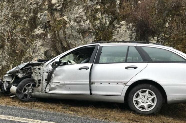 Sete acidentes com camiões de transporte de minério já provocaram dez feridos
