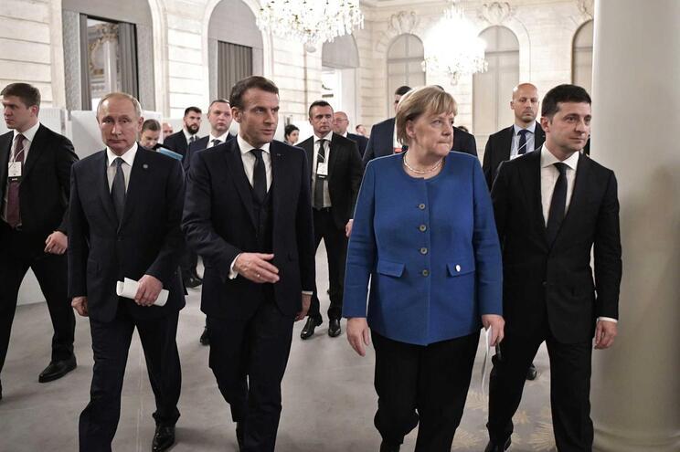 Líderes europeus temem aumento de instabilidade no Médio Oriente