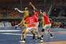 Dinamarca inicia defesa do título com vitória, Croácia surpreendida