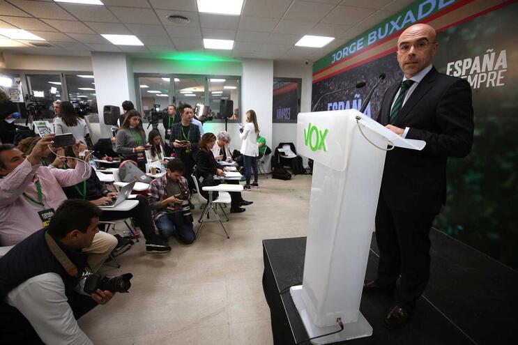Vox acredita que eleições servirão para consolidar-se como alternativa