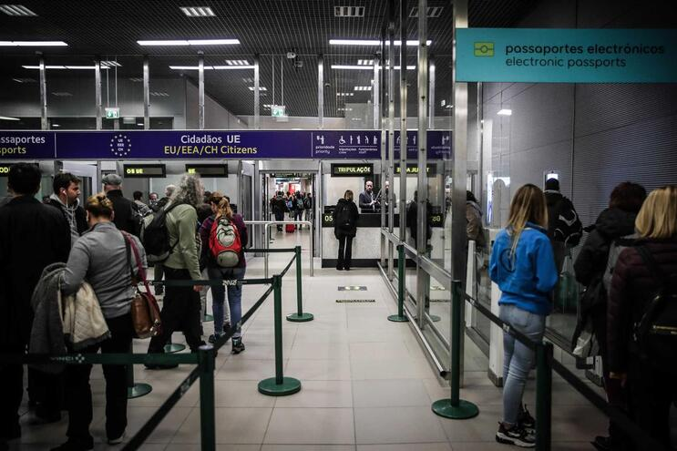 O sistema já está a funcionar no aeroporto Humberto Delgado, em Lisboa